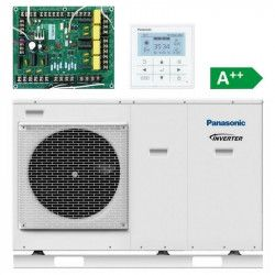 Panasonic aquarea - 7 kW - 20° pompe à chaleur inverter air eau A++-PROMOS-SHOP-3 528,00 TTC