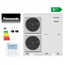 Panasonic aquarea - 16 kW - 20° pompe à chaleur inverter air eau A++-PROMOS-SHOP-5 948,00 TTC