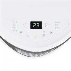 GREE shiny 12FC climatiseur mobile reversible - 3,52 kw - froid-chaud-PROMOS-SHOP