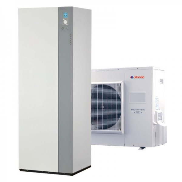 Excellia duo 14 TRI 400V ATLANTIC 13.5 Kw pompe à chaleur inverter air eau A++-PROMOS-SHOP-8 176,00 TTC