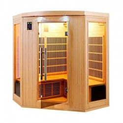 Infrarouge SPECTRA - 4 Places - France sauna-PROMOS-SHOP-3 135,00 TTC
