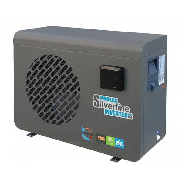 Poolex Silverline Inverter 120 - R32 - 50 a 65m3 / Complete By